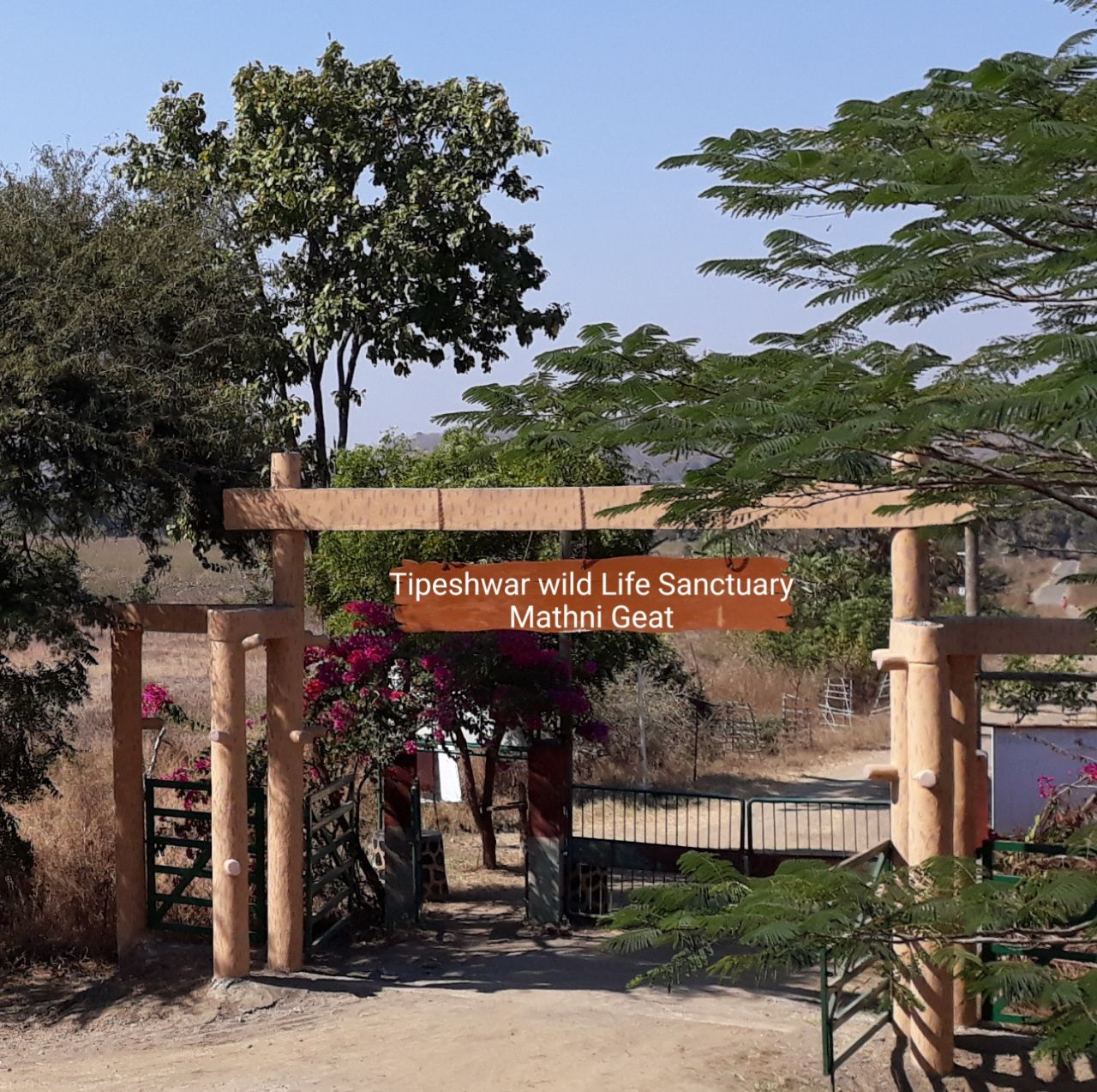 Tipeshwar Wildlife Mathni Gate